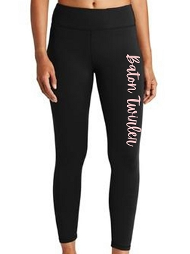 Baton Twirler Women's Leggings
