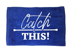 Catch This! Logo Towel