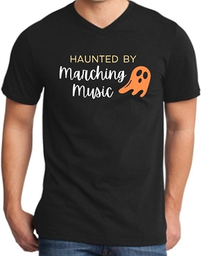 March Music Adult V-Neck