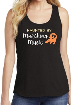March Music Women's Tank