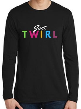 Just Twirl Long Sleeve
