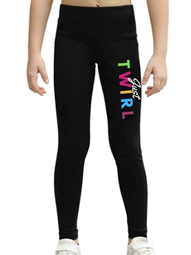 Just Twirl Girl's Leggings