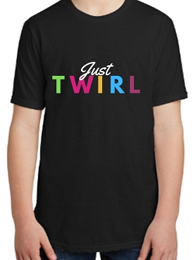 Just Twirl Youth T-Shirt