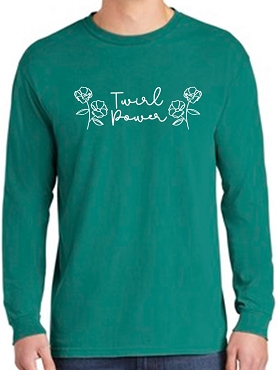 Twirl Power Long Sleeve