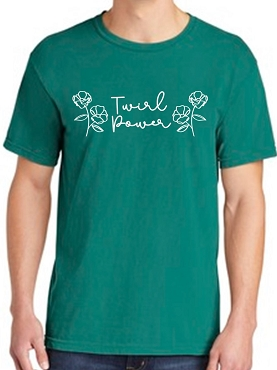 Twirl Power Adult T-Shirt