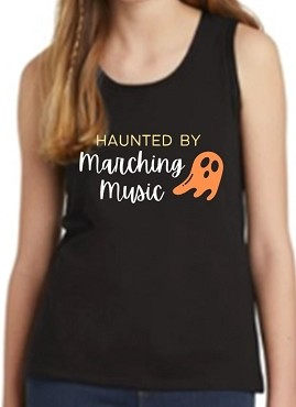 March Music Youth Tank